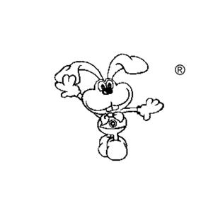 香水卡通简笔画