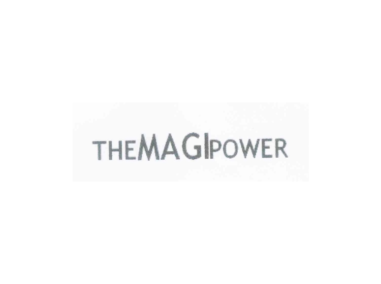 THEMAGIPOWER