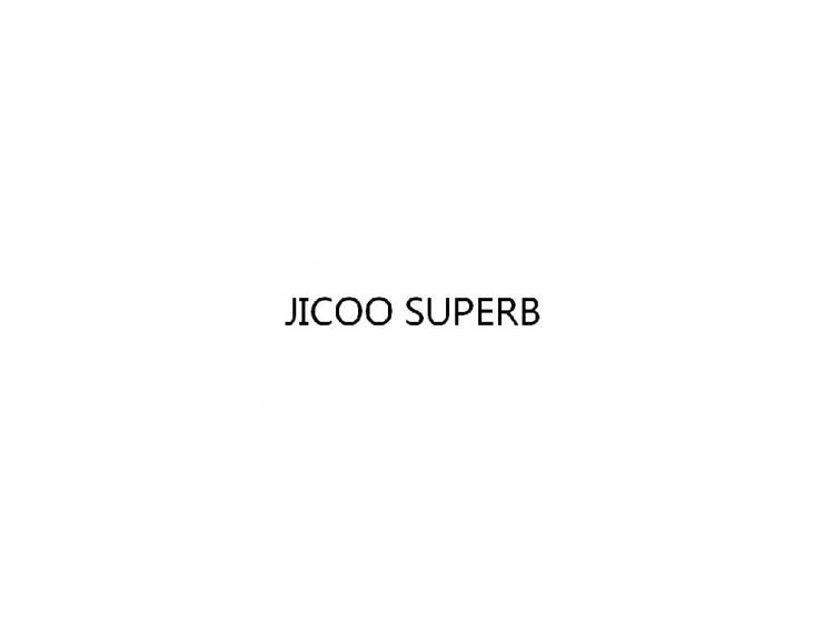 JICOO SUPERB