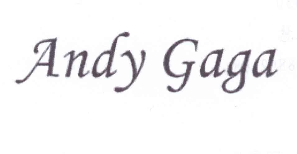 ANDY GAGA