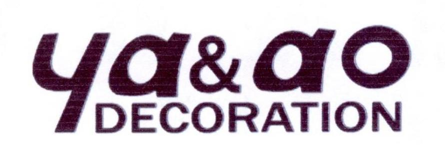 YA&AO DECORATION