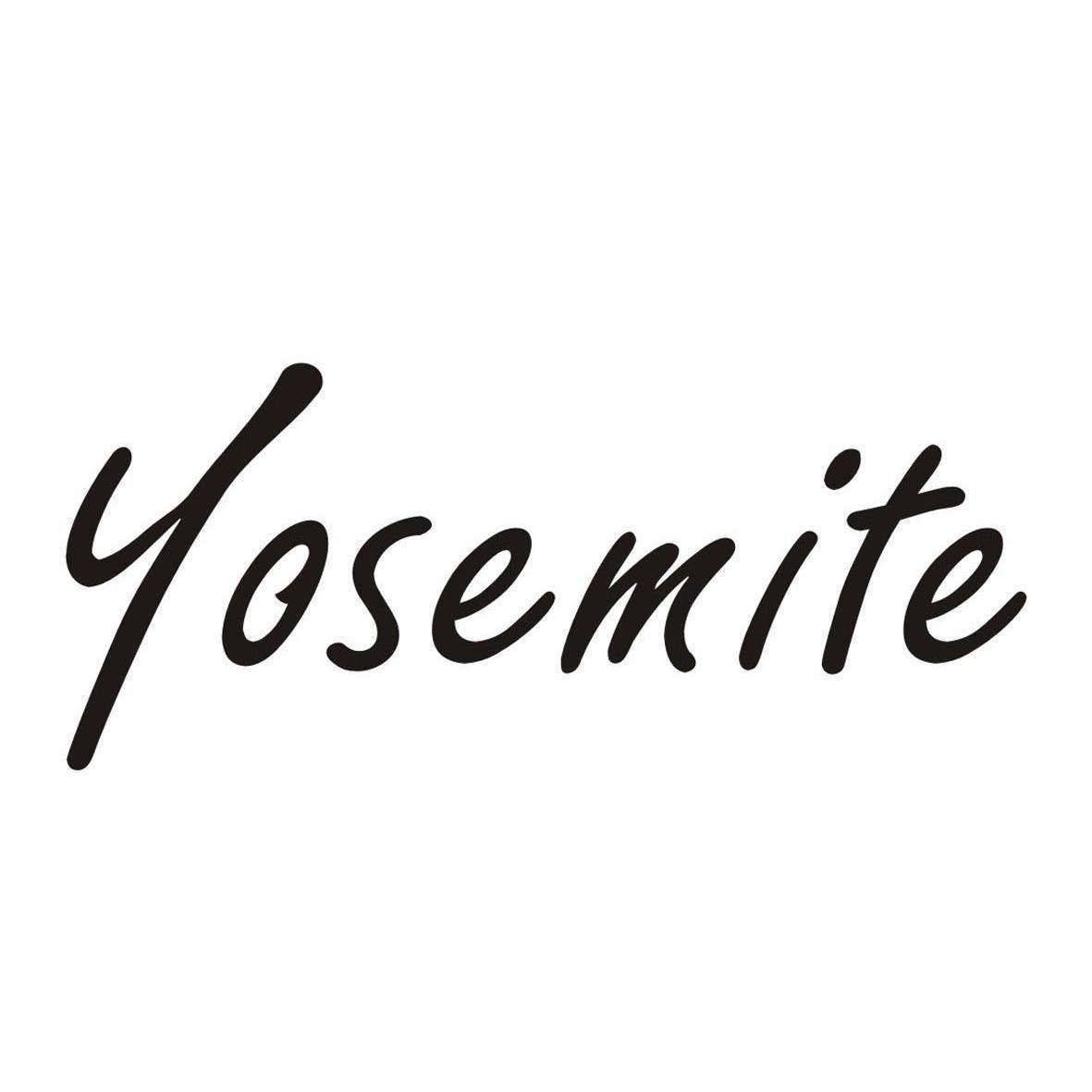 YOSEMITE商标转让