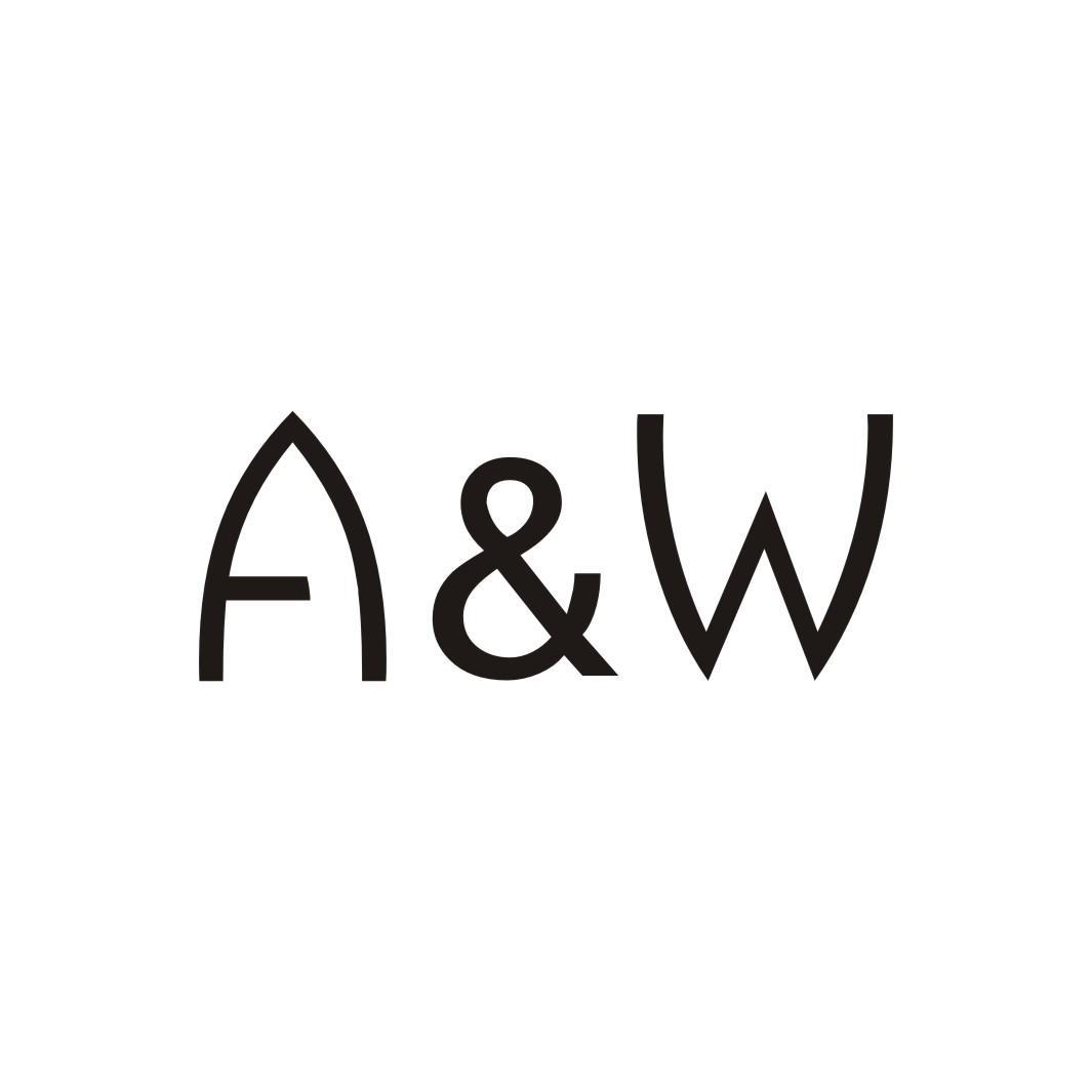 A&W商标