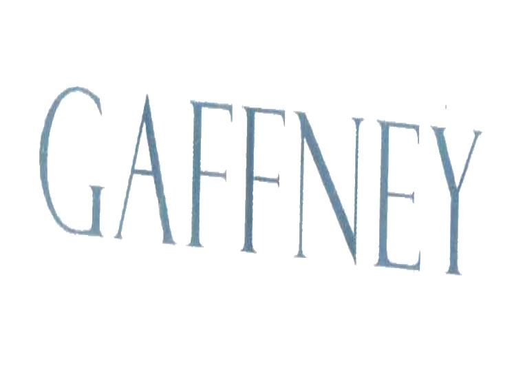 GAFFNEY商标