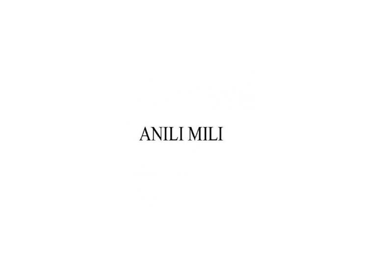 ANILI MILI