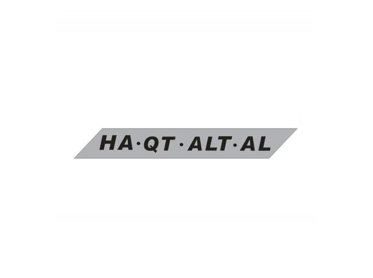 HA·QT·ALT·AL