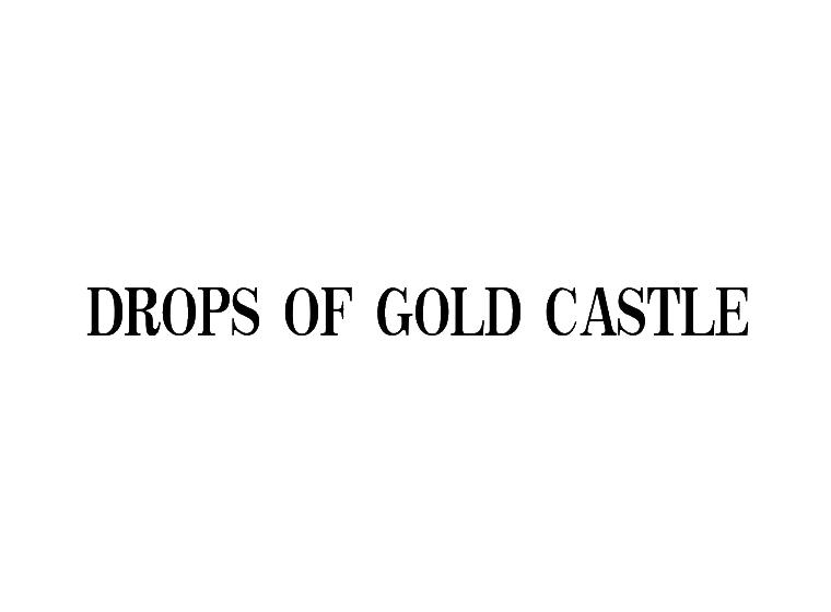 DROPS OF GOLD CASTLE