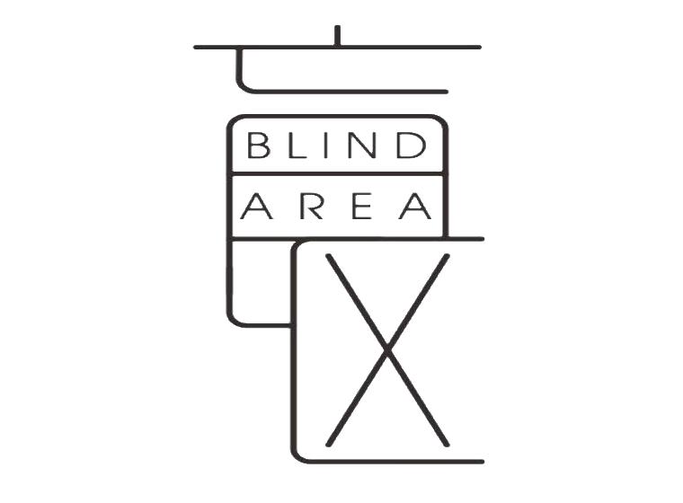 盲区 BLIND AREA商标