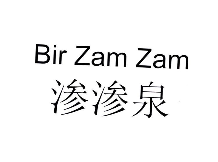 渗渗泉 BIR ZAM ZAM