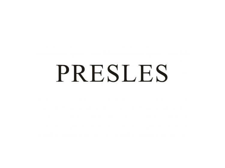 PRESLES
