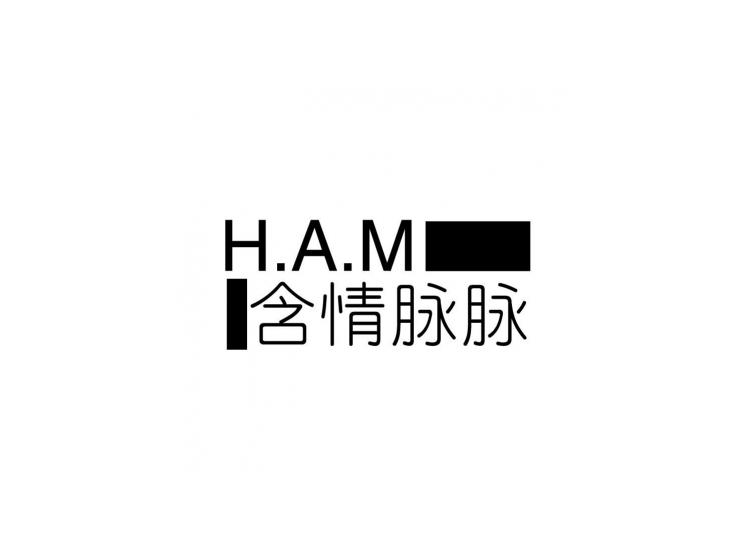 含情脉脉 H.A.M