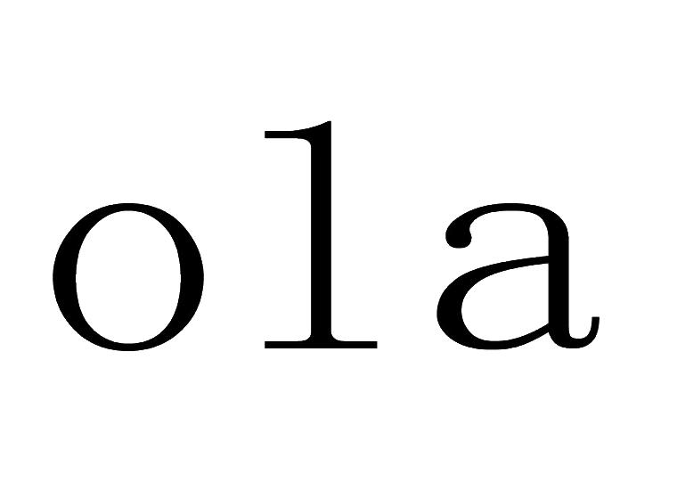 OLA商标