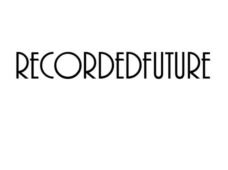 RECORDEDFUTURE