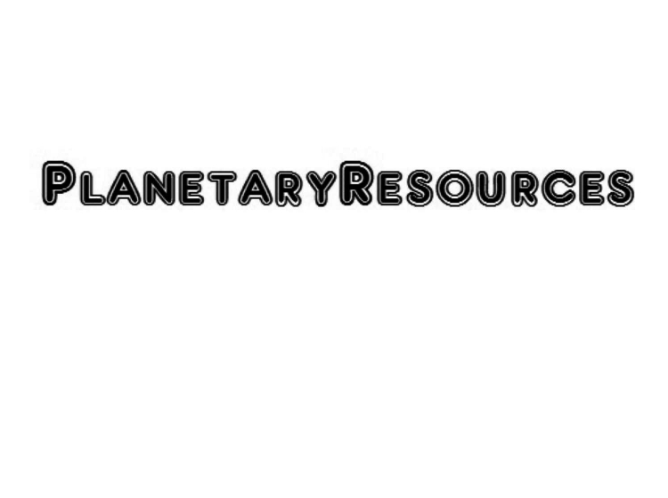 PLANETARYRESOURCES