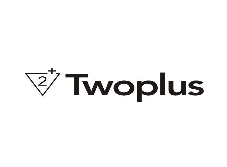 2+ TWOPLUS商标