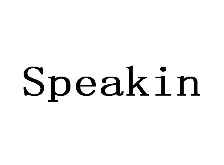 SPEAKIN