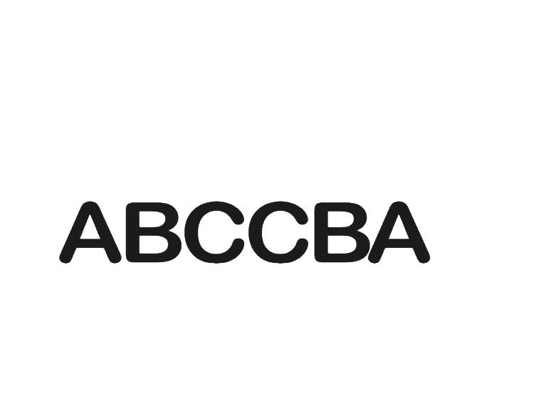 ABCCBA