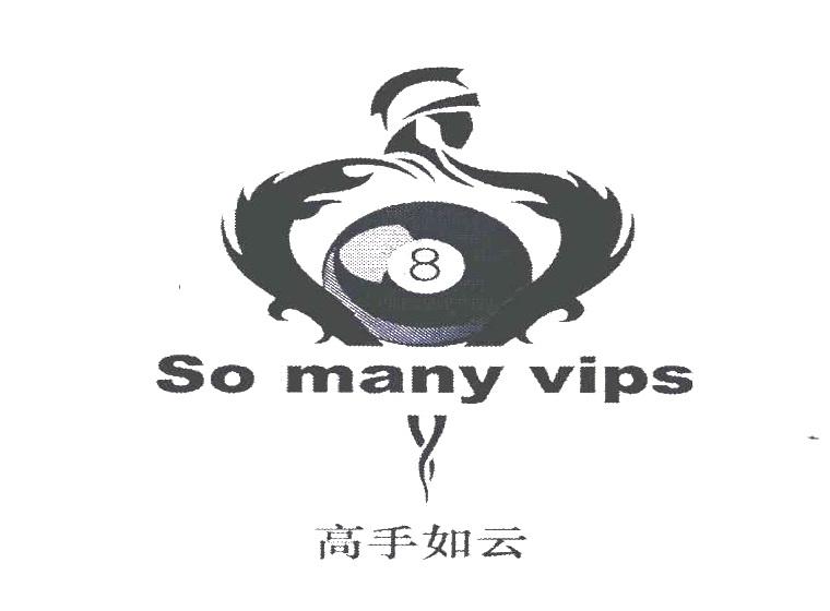 高手如云  SO MANY VIPS