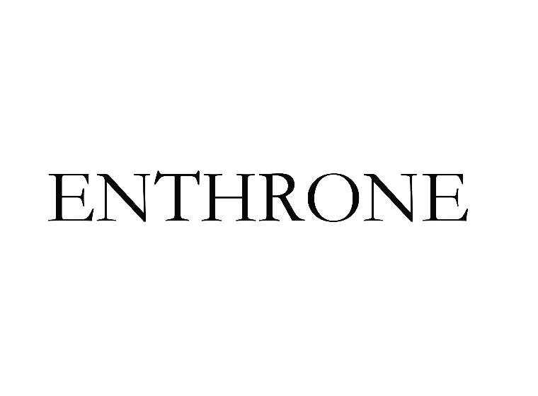 ENTHRONE