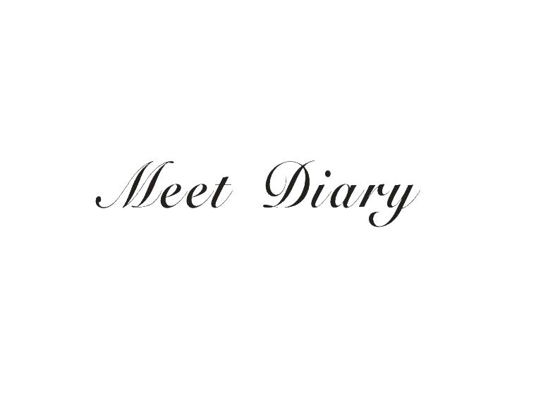 MEET DIARY
