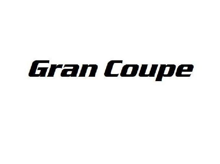 GRAN COUPE