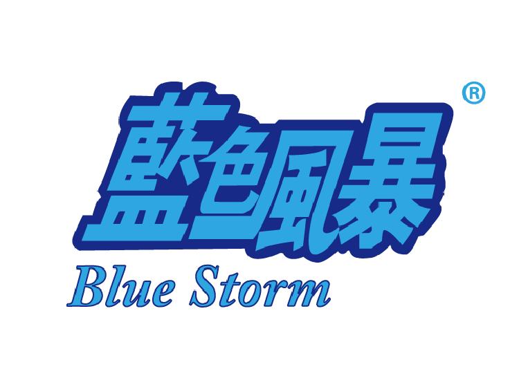 蓝色风暴 BLUE STORM