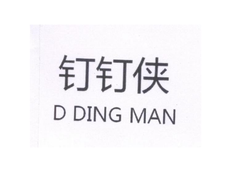 钉钉侠 D DING MAN