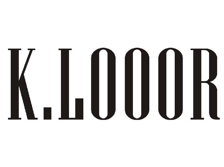 K.LOOOR商标