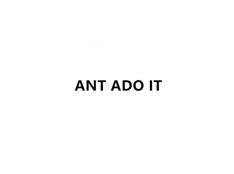 ANT ADO IT