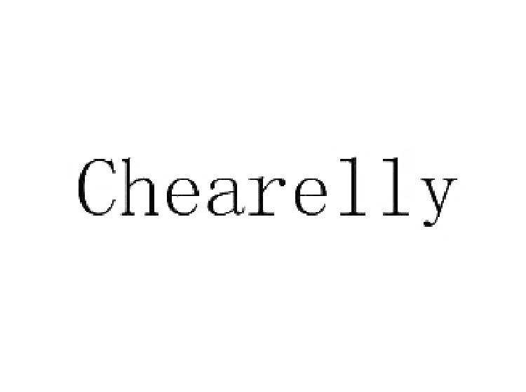 CHEARELLY